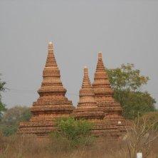 stupa a Bagan