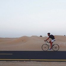 Al Qudra Cycling Track_2