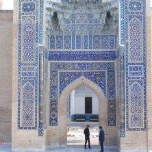 Portale Mausoleo di Tamerlano