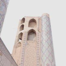 minareti moschea Samarcanda