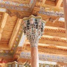 soffitto colonnato Bolo Khauz