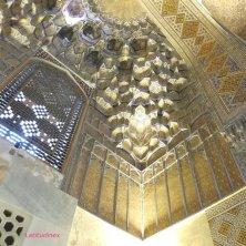 soffitto interno mausoleo Tamerlano
