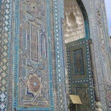tomba reale Shakhi Zinda