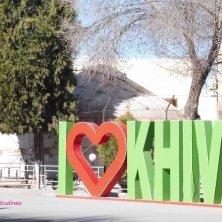 I love Khiva