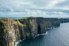 Irlanda, Wild Atlantic Way_Cliff Moher (Pixabay)