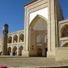 Madrasa Khiva