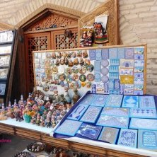 bancarella Khiva