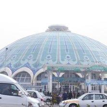 mercato di Tashkent