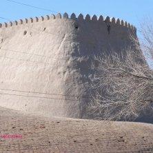 mura a Khiva