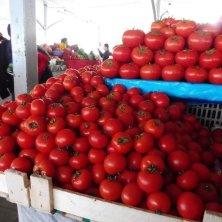 pomodori al mercato