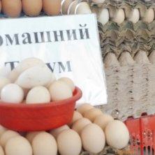 uova al mercato