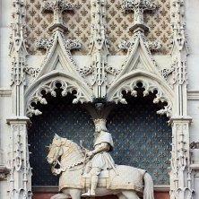 Statue-equestre-de-Louis-XII