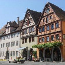 palazzi a Rothenburg