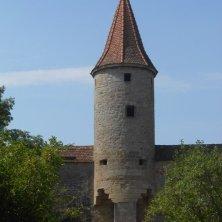 torre a Rothenburg