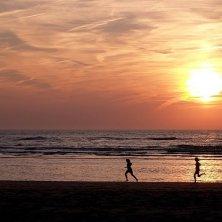 tramonto Zandvoort