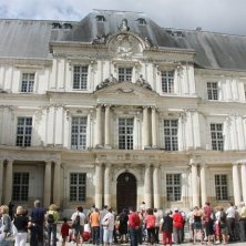 visite al Castello reale di Blois