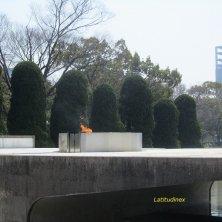 fiamma eterna Hiroshima