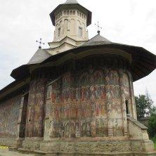 Moldovita monastero Bucovina Romania