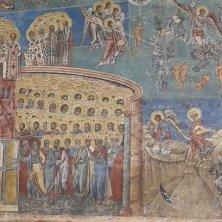 Voronet cappella Sistina della Bucovina