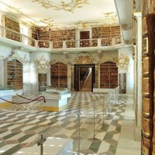 biblioteca Abbazia di Novacella