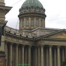 cattedrale Madonna di Kazan San Pietroburgo