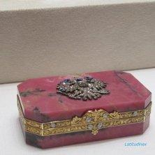 scatola Fabergé