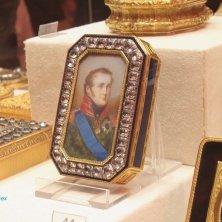 scatole con i ritratti Fabergé