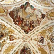 soffitto chiesa barocca