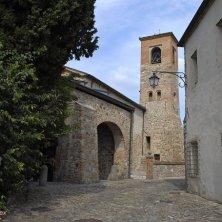 Arquà Petrarca-Oratorio Trinita' e Loggia dei Vicari-EVallarin