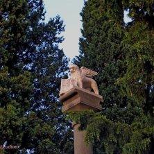 Arquà Petrarca-leone alato della Serenissima-V.Galuppo