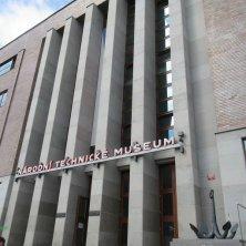 Museo della Tecnica Praga futuro