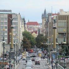 Praga ponte art nouveau