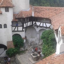 castello di Bran Dracula Transilvania