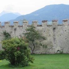 mura Castel Velturno Bressanone