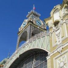 palazzo della fiera art nouveau a Praga