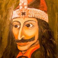 ritratto di Vlad Tepes Dracula