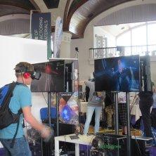 si prova la realtà virtuale del futuro al Future Port Prague