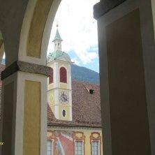 vista dall'Hofburg Bressanone