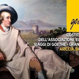 8 novembre - Ass. Europea Viaggi di Goethe