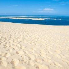 Arcachon dune di sabbia