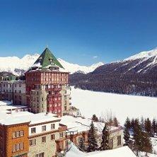 Hotel glamour St Moritz