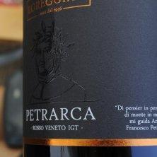 Il Rosso dedicato a Petrarca_EVallarin tour delle eccellenze