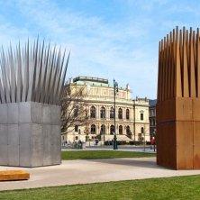 Memoriale Jan Palach Primavera di Praga