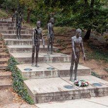 Memoriale vittime del Comunismo Praga