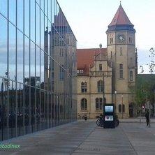 Museo Bauhaus e Palazzo Poste Dessau