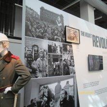 Rivoluzione di Velluto al Museo del Comunismo di Praga