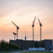 cantieri a Berlino