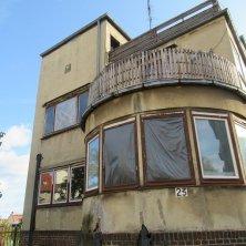 casa Bauhaus in ristrutturazione