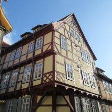 casa graticcio a Quedlinburg