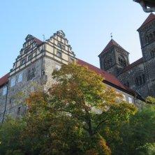 collina del castello Quedlinburg